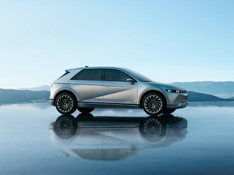 В Hyundai получили рекордное количество предзаказов на новый электрокроссовер Ioniq 5