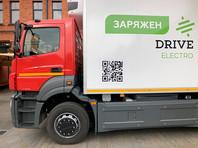 В России запустят серийное производство электрических грузовиков