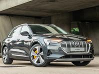В России стартовали продажи электрокара Audi e-tron Sportback