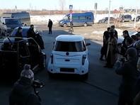 Глава Минпромторга проехался за рулем электрокара Zetta (ВИДЕО)