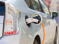Продажи новых электромобилей в России выросли в пять раз
