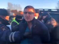 В Москве задержали лишенного прав водителя со штрафами на 3 млн рублей