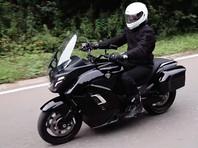 В Минпромторге показали прототип электрического мотоцикла Aurus (ВИДЕО)