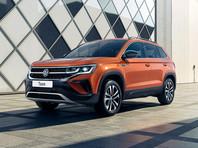 В Volkswagen раскрыли первые подробности о кроссовере Taos для России