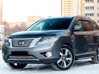 Nissan отзывает в России свыше 4 тыс. внедорожников Pathfinder