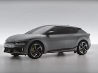 В Kia раскрыли характеристики электрокара EV6 (ВИДЕО)