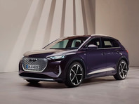 Компания Audi представила электромобили Q4 e-tron и Q4 Sportback e-tron