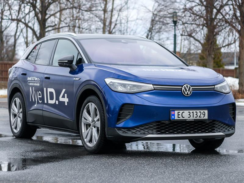 "Победителем конкурса ""Всемирный автомобиль года"" стал электрокар Volkswagen ID.4"