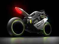 Компания Segway-Ninebot показала концепт водородного мотоцикла