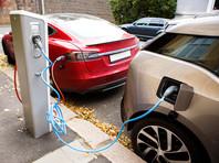 Количество электромобилей в мире к 2030 году вырастет в 13 раз