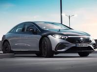 Компания Mercedes-Benz представила роскошный электрический седан EQS (ВИДЕО)