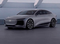 В Audi показали концепт электромобиля A6 e-tron