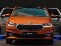 Компания Skoda представила компактный хэтчбек Fabia нового поколения