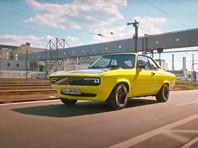 Компания Opel представила ретроэлектрокар с механической КПП (ВИДЕО)