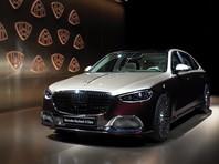 В Mercedes-Benz рассекретили самый дорогой Mercedes-Maybach S-Class нового поколения