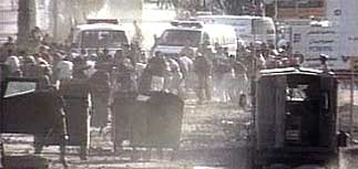 Палестинцы не выполнили условия ультиматума о прекращении огня