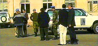 Власти Абхазии и Грузии расследуют похищение двух сотрудников миссии ООН