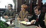 Президент России встретился с журналистами НТВ