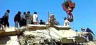 Землетрясение в Индии: погибли 2000 человек