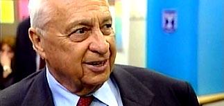 Ариэль Шарон избран новым премьер-министром Израиля