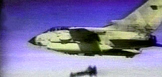 NATO разбомбило иракские радары около Багдада