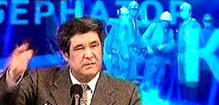 Выборы в Кемерово выигрывает Аман Тулеев