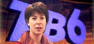 Елизавета Листова будет вести дневные выпуски новостей на ТВ-6