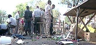 В Астрахани объявлен траур по жертвам теракта на городском рынке
