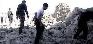 Израиль впервые сбросил на сектор Газа 1000-килограммовые бомбы