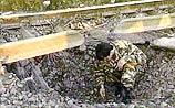 Взрыв в Махачкале разрушил две ветки железной дороги. Жертв нет
