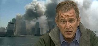 Буш впервые назвал бен Ладена организатором терактов