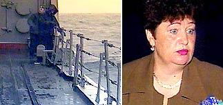 """Мать моряка с """"Курска""""  подает в суд на командование Северным флотом"""