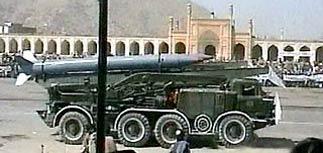 Талибам хватит оружия на десять лет войны