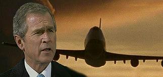 Буш приказал сбить 4-й лайнер