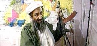 Талибы выдворяют бен Ладена
