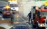 Под Миланом столкнулись 150 автомобилей