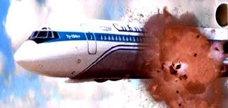 Минобороны Украина признало, что Ту-154 был сбит