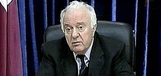 Шеварднадзе отправил в отставку все правительство