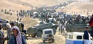 Северный альянс заявляет о взятии Кандагара