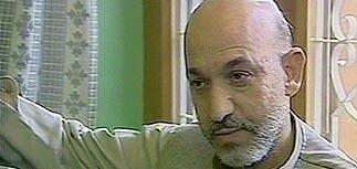 Хамид Карзай ранен осколком американской бомбы