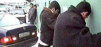 Задержаны подозреваемые в организации теракта в Махачкале