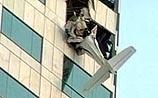 Во Флориде самолет врезался в небоскреб Bank of America