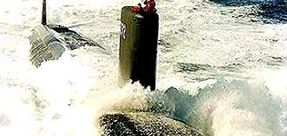 """Атомная подлодка """"Гринвилл"""" вновь столкнулась с кораблем"""