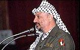 Арафат согласен на переговоры с Израилем, но без помощи США