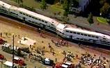 Столкновение поездов в США. Трое погибших и сотни раненых