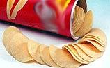 Полграмма чипсов или 2 грамма картофеля фри вызывают рак