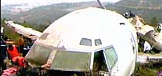Авиакатастрофы в Тунисе и Китае