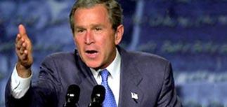 Буш согласен, что Арафата пора убрать из ПНА