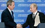 Путин и Буш довольны итогами саммита