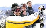 Известны имена сноубордистов, арендовавших разбившийся Ми-8